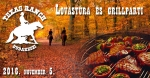 Lovastúra és grillparti 2016. november 5-én a Texas Ranch-en